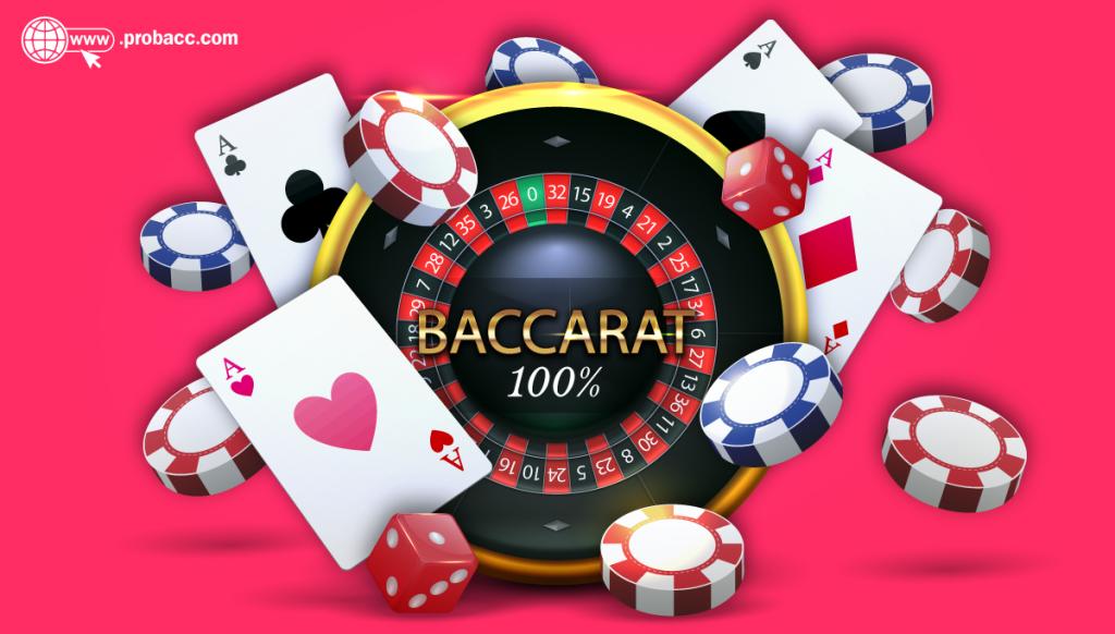 บาคาร่า 100% | สูตรบาคาร่า พารวย ฟรี !!
