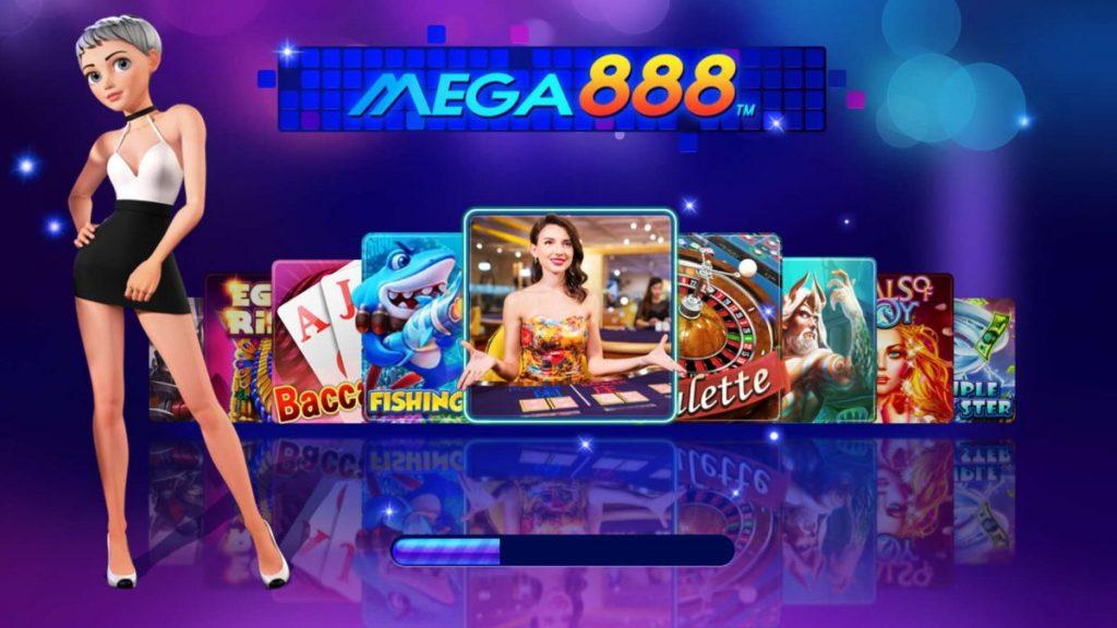 mega888 คาสิโน สล็อตออนไลน์