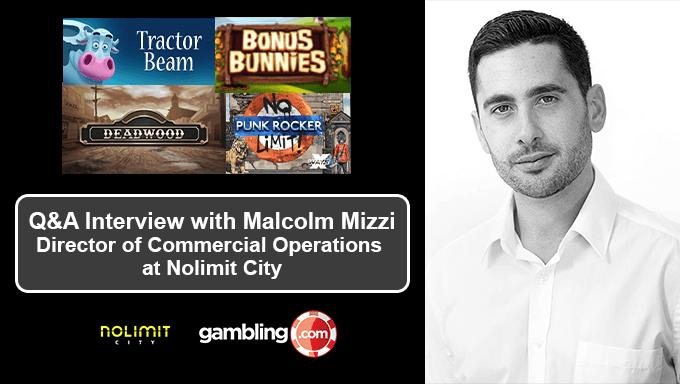 เมือง Nolimit คำถาม & คำตอบ: Malcolm Mizzi เกี่ยวกับชื่อที่จะมาถึงและอื่น ๆ