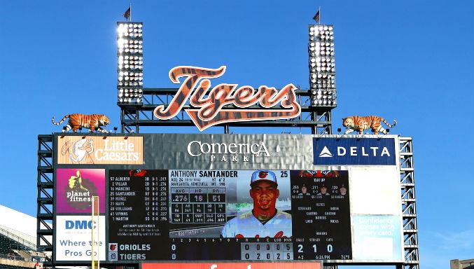 เสือดีทรอยต์, พ้อยท์เดิมพันบรรลุข้อตกลงการเดิมพันกีฬา MLB ครั้งที่ 1