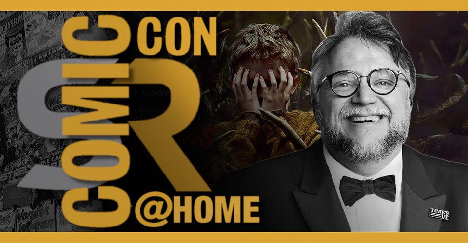 ดูหนังออนไลน์ ผู้กำกับ Antlers จะไม่ทำหนังโดยไม่ต้อง Guillermo del Toro