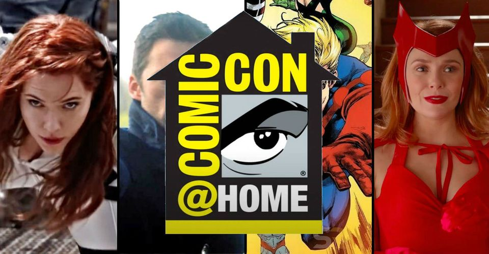 ดูหนังออนไลน์ Marvel Studios รายงานว่าไม่ได้วางแผน Comic-Con ที่แผงบ้าน