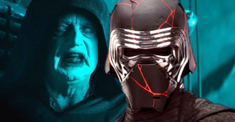 ดูหนังออนไลน์ Kylo Ren น่าจะเป็นวายร้ายหลักของ Skywalker (ไม่ใช่ Palpatine)