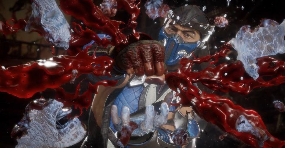 ดูหนังออนไลน์  Mortal Kombat Reboot Movie Fatalities Made One นักแสดงคนหนึ่งป่วยที่ท้องของเขา