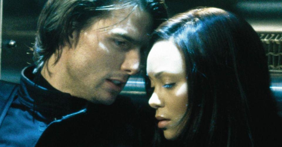 ดูหนังออนไลน์ Thandie Newton กลัว Tom Cruise ในภารกิจ: Impossible 2 Set