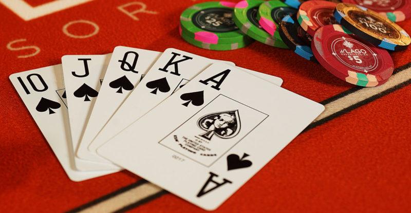 โป๊กเกอร์ poker วิธีเล่น ประเภทของ Poker และ ลำดับไพ่
