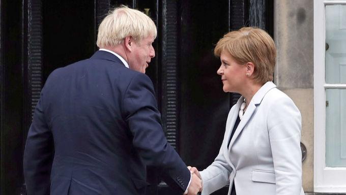 แนวโน้มการเดิมพันเอกราชของสก็อตแลนด์