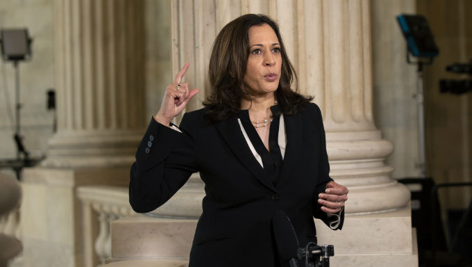 Kamala Harris VP อัตราต่อรองมีความผันผวนเนื่องจากการประกาศความล่าช้าของ Biden