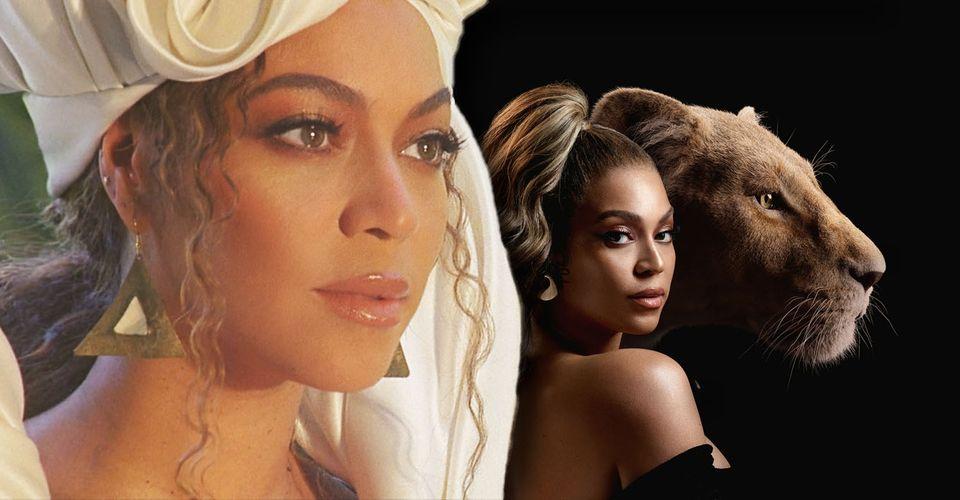 ดูหนังออนไลน์ Black Is King Is Beyoncéนั้นดีกว่า Lion King Remake ในปี 2019 ของดิสนีย์