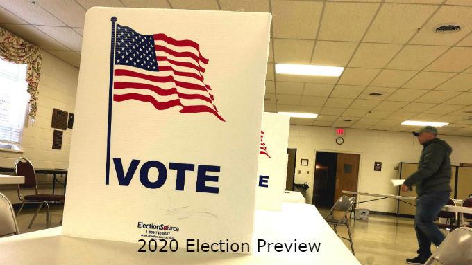 ผู้มีสิทธิเลือกตั้ง ใน 5 เมืองเวอร์จิเนียสามารถอนุมัติคาสิโนได้ในวันที่ 3 พฤศจิกายน