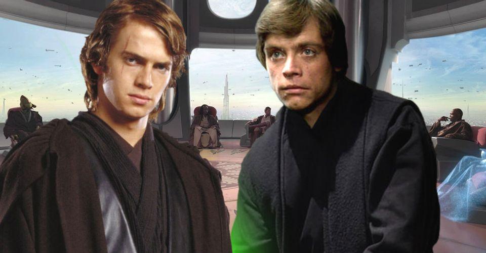 ดูหนังออนไลน์ Star Wars เผยสิ่งที่ทำให้เจไดมาสเตอร์ (อนาคินและลุคไม่ผ่านเข้ารอบ)
