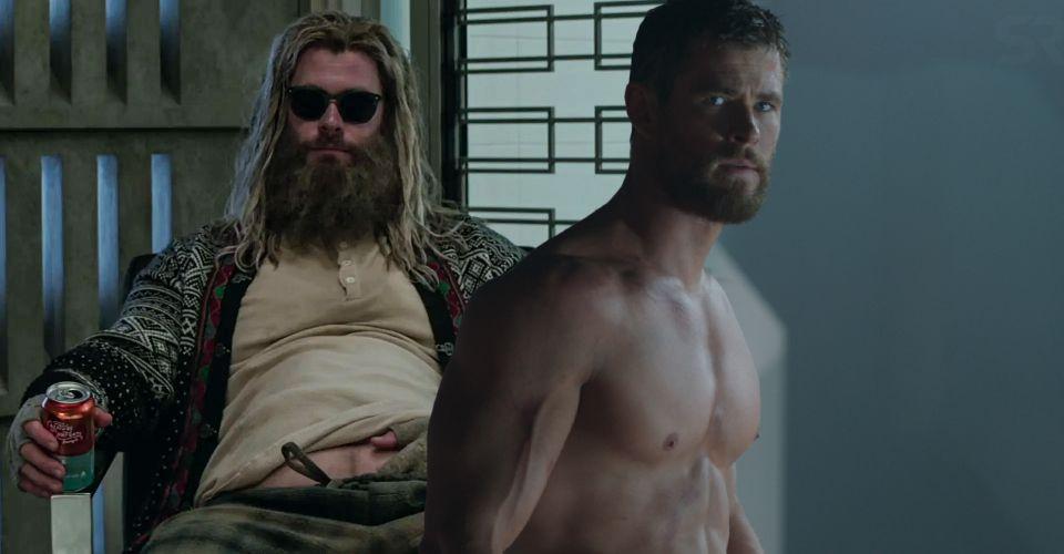 ดูหนังออนไลน์ การแปลงร่าง Thor 4 ของ Chris Hemsworth สามารถจ่ายไขมัน Thor ได้อย่างสมบูรณ์แบบ