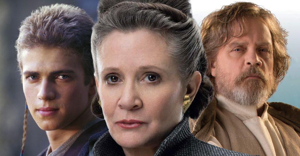 ดูหนังออนไลน์ Star Wars: Leia อาจเป็น Skywalker คนเดียวที่เป็น Jedi Master ตัวจริง
