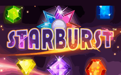 สล็อตออนไลน์ Starburst