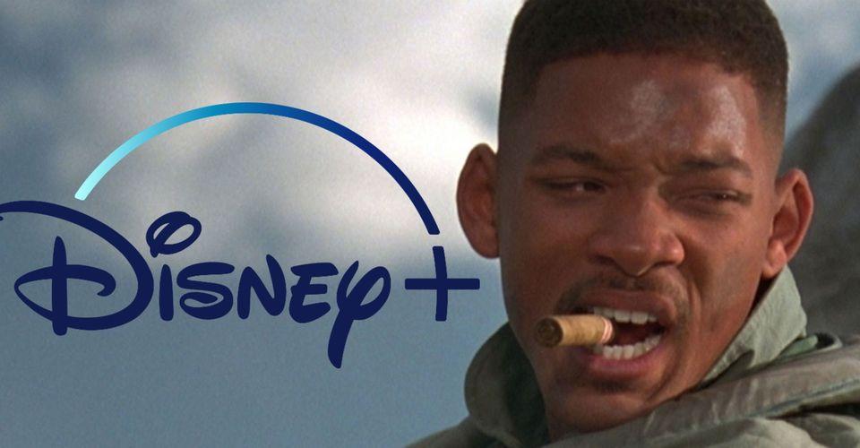 ดูหนังออนไลน์ Disney เพิ่งล้อเลียนเส้นวันประกาศอิสรภาพที่แย่ที่สุดของ Will Smith