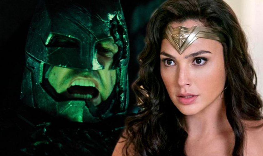ดูหนังออนไลน์ เพลงประกอบภาพยนตร์ Wonder Woman 1984 ใช้ธีม Martha ของ Batman v Superman