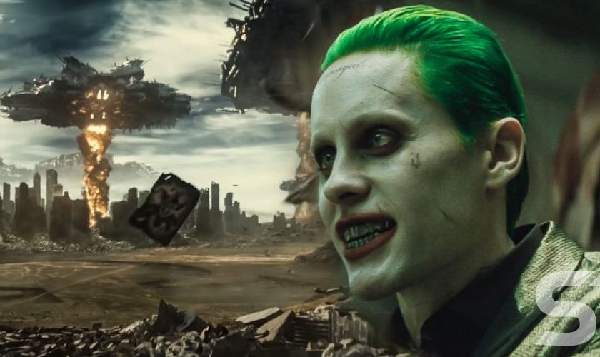 ดูหนังออนไลน์ Joker Joker ของ Jared Leto ขโมยกล่องแม่เพื่อช่วยย้อนเวลากลับไปในแฟลช