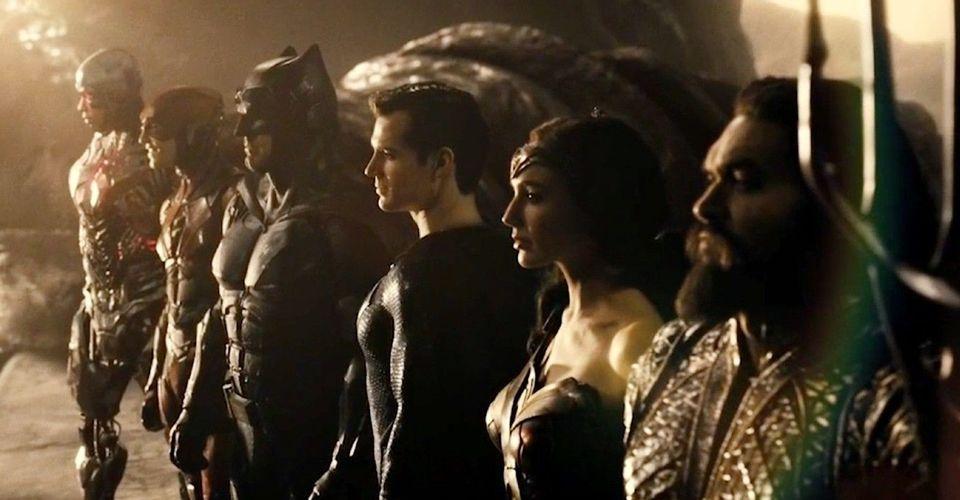 ดูหนังออนไลน์ Justice League Snyder Cut เปิดตัวมีนาคมยืนยันผู้อำนวยการ