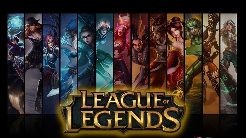 lol League of legends – แนวเกม MOBA