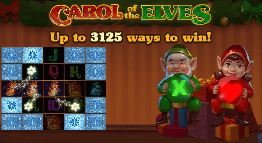 Carol of the Elves Online Slot