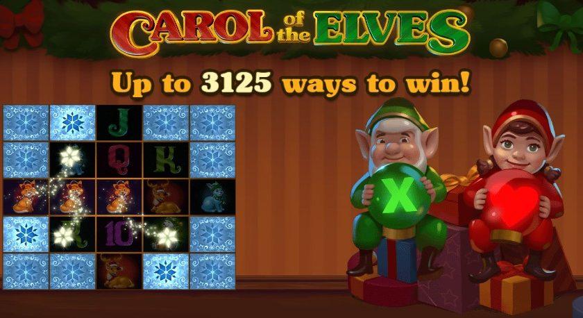 Carol of the Elves Online Slot